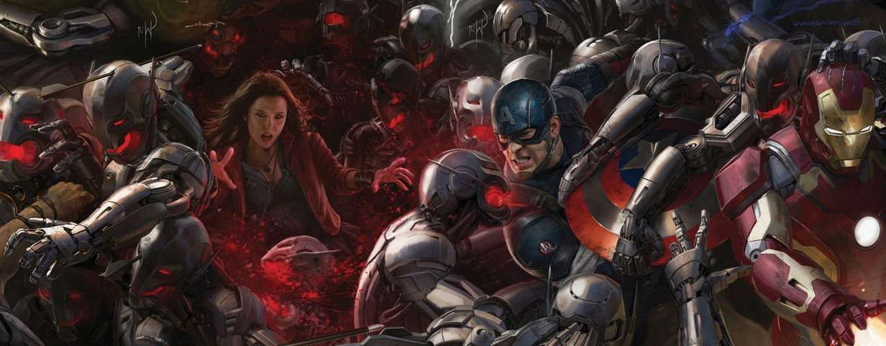 Razones por las que queremos ver 'Avengers: Age of Ultron'