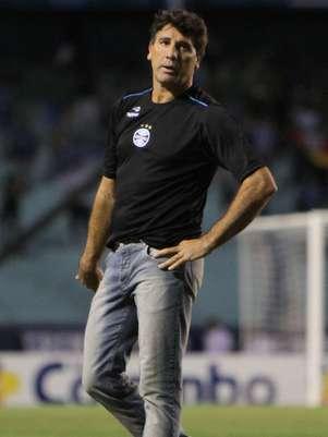 Renato Gaúcho voltou ao comando do Grêmio após dois anos Foto: Grêmio FBPA / Divulgação