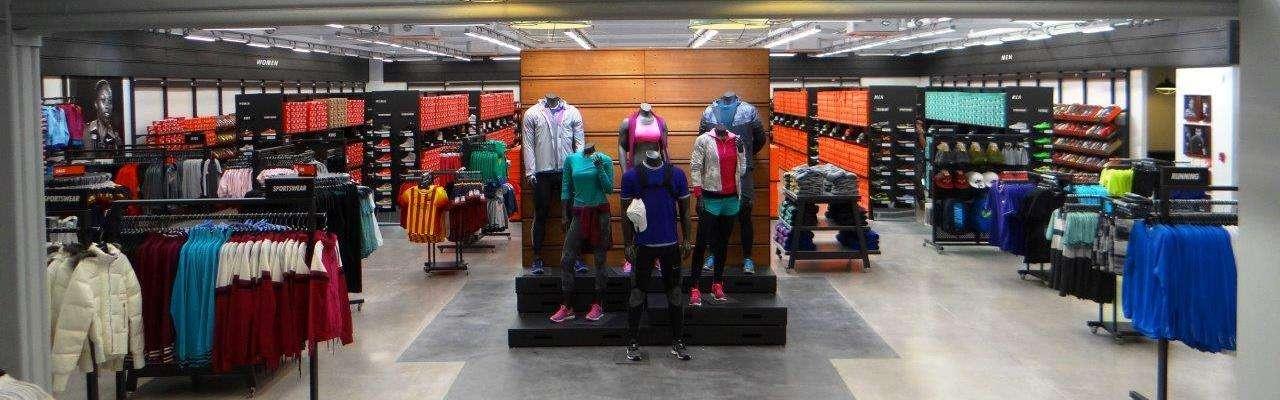 6dffcdb72301c Nike abre su tienda más grande de Latinoamérica en Chile