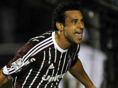 Atacante do Fluminense pode aparecer no futebol inglês Foto: Fabio Castro/Agif / Gazeta Press