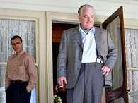 Philip Seymour Hoffman, em 'O Mestre' Foto: Divulgação