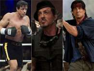 Qual o melhor personagem de Sylvester Stallone nos cinemas Foto: Divulgao