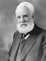 Alexander Graham Bell Foto: Wikimedia