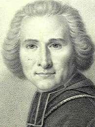 Abade Gregoire (1750-1831) Foto: Wikimedia Commons / Reprodução