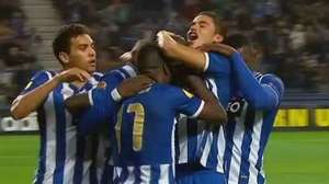 Veja o gol de Porto 1 x 0 Sevilla pela Liga Europa