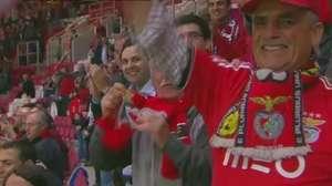 Veja os gols de Benfica 2 x 0 AZ Alkmaar pela Liga Europa