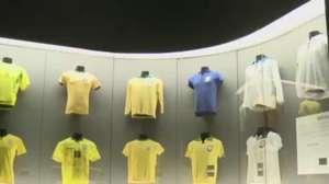 CBF lança museu com a história da Seleção Brasileira; veja
