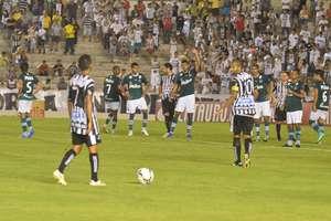 Botafogo-PB surpreendeu Goiás na Copa do Brasil Foto: Rizemberg Felipe / Divulgação