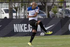 Emerson Sheik vai jogar pelo Botafogo Foto: Daniel Augusto Jr./Agência Corinthians / Divulgação