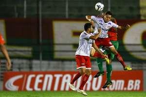 Potiguar se classificou por ter marcado gol fora de casa Foto: Wagner Carmo / Vipcomm