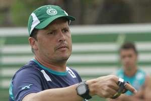 Claudinei Oliveira foi demitido do comando do Goiás Foto: Rosiron Rodrigues/Goiás EC / Divulgação