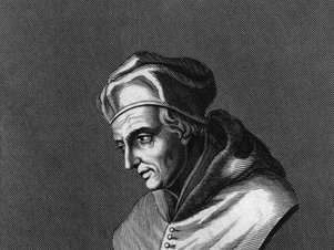 Gregório XII renunciou em 1415 Foto: Getty Images