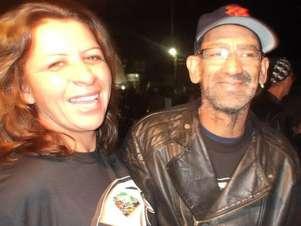 Leila eCeledino: história de amor de novela Foto: Facebook / Reprodução