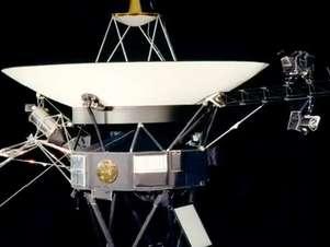 As sondas espaciais Voyager 1 e 2 estão no espaço desde 1977 e viajaram, somadas, 33 bilhões de quilômetros Foto: Nasa / Divulgação
