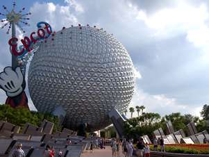 Epcot Center Foto: Getty Images