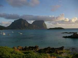 Lord Howe, na Austrália Foto: Percita Ditmar/Flickr