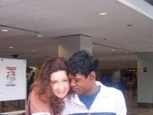Elizabeth diz que o seu maior sonho é que Sujit consiga falar Foto: Arquivo pessoal / Divulgação
