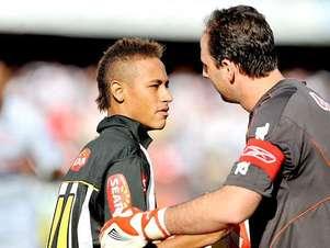 Neymar se envolveu em polêmicas em 2010 Foto: Ricardo Matsukawa / Terra