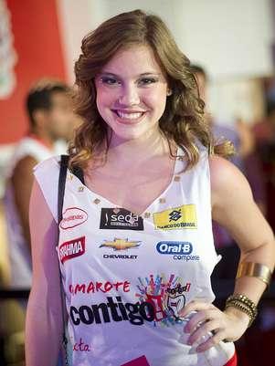 Alice Wegmann é a protagonista da atual temporada de 'Malhação' Foto: Bruno Santos / Terra