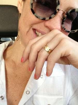 Luana Piovani falou sobre suas polêmicas no Twitter Foto: Twitter / Reprodução