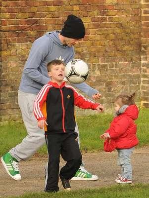 David Beckham Foto: BangShowBiz / BangShowBiz