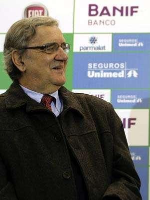 Ex-presidente do Palmeiras foi processado por Simon Foto: Getty Images