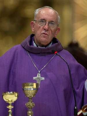 O cardeal Jorge Mário Bergoglio é o novo papa da Igreja Católica Foto: AP