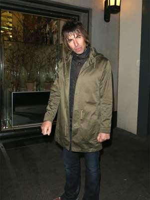 Liam garantiu que a separação do Oasis não é um golpe de marketing Foto: BangShowBiz / BangShowBiz