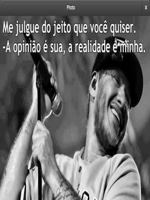 Sônia Abrão postou imagem com mensagem de Chorão Foto: BangShowBiz / BangShowBiz