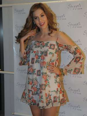 Sophia Abrahão estará no filme Foto: Francisco Cepeda / AgNews