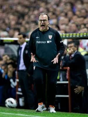 Bielsa não será mais treinador do Santos Foto: Getty Images