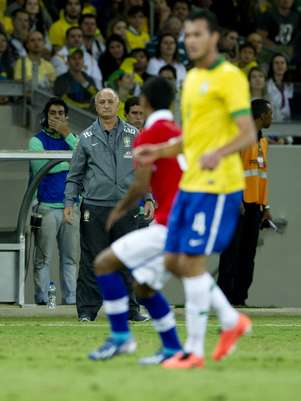 Resultado deixou torcida pouco satisfeita às vésperas da convocação para a Copa das Confederações Foto: Bruno Santos / Terra