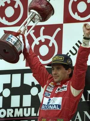 Senna correu pela McLaren de 1988 a 1993 Foto: Getty Images