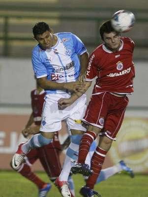 Paysandu ficou no empate com o América-RN Foto: Marcelo Seabra / Futura Press