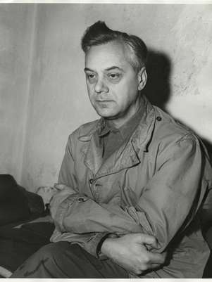 Alfred Rosenberg, confidente de Adolf Hitler Foto: Reuters