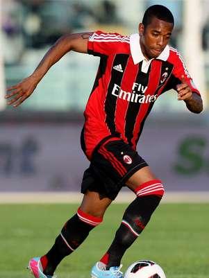 Robinho negociou com o Santos, mas acabou sem acordo e com muitas críticas Foto: Getty Images