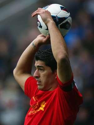 Suárez recebeu proposta de 40.000.001 libras do Arsenal Foto: Getty Images