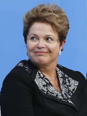 Pesquisa aponta dificuldade de reeleição no primeiro turnopara a presidente Dilma Foto: AgNews