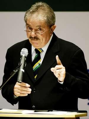 """Lula disse que """"não abaixou a cabeça"""" para os Estados Unidos, logo que assumiu a Presidência da República Foto: Bruno Santos / Terra"""