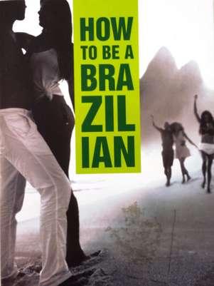Livro é espécie de guia para aprender a lidar com comportamentos e costumes adotados no Brasil Foto: Divulgação