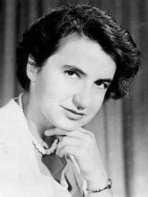 Rosalind Franklin morreu em 1958 sem reconhecimento pelo seu trabalho Foto: Wikimedia