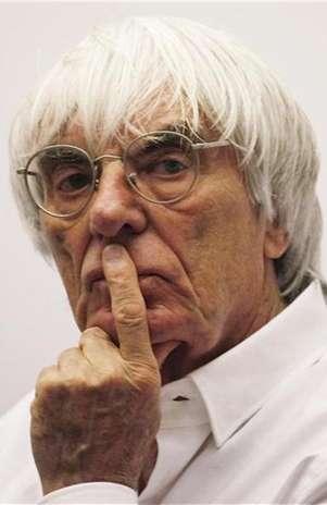 Ecclestone não aceitou proposta de Nurburgring para o GP de 2013 Foto: Nacho Doce / Reuters