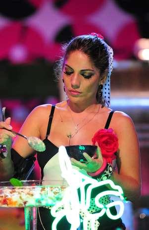 A baiana afirmou que Nat ficou com Yuri porque ela apoiou Foto: TV Globo / Divulgação