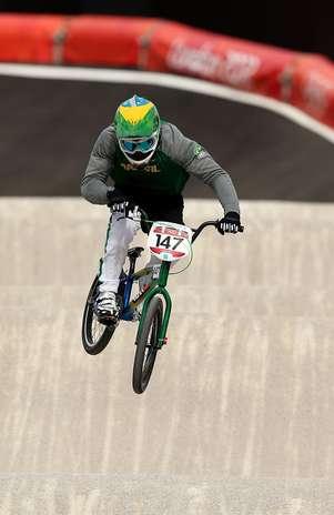 Renato Rezende disputou Pan de Guadalajara e Olimpíada de Londres Foto:  / Getty Images