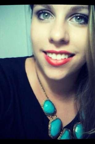 Allana Willers, 18 anos, tinha um blog de moda chamado Cool-closet, e se formaria em Jornalismo na Unviersidade Federal de Santa Maria em 2016 Foto: Facebook / Reprodução