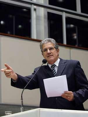 O deputado divulgou uma nota criticando a atitude da presidente Dilma Foto: Twitter