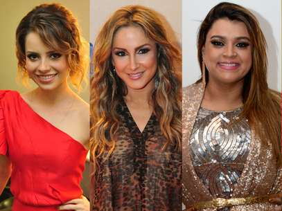 Alm de dividirem o comando do Superbonita, Sandy, Claudia Leitte e Preta Gil tm em comum cuidados dirios que ajudam a manter a pele e o corpo sempre radiantes  Foto: Divulgao 