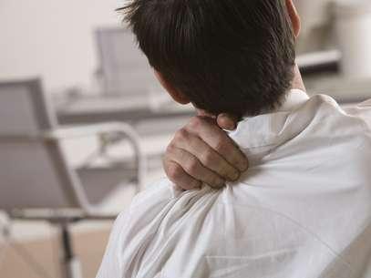 Má postura pode levar à depressão