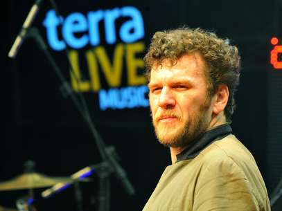 Otto se apresentou no Terra Live Music Especial Natura Musical nesta sexta-feira (7) Foto: Marcelo Pereira / Terra