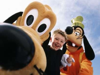 Viajar com os filhos para a Disney é quase como uma maratona Foto: Divulgação